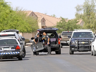 Police investigating murder-suicide in Maricopa