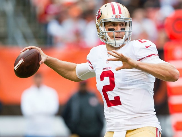 Cardinals, QB Blaine Gabbert agree on 1-year deal