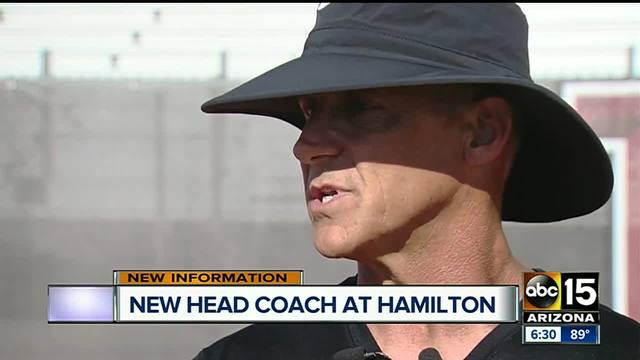 Hamilton HS football coach won't return after hazing scandal