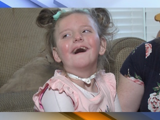 Girl w/ rare disorder needs community's help
