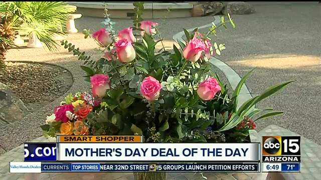 Businesses soar for Mother's Day