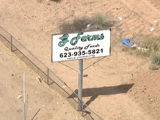 Feds: AZ farm kept workers in poor conditions