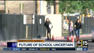 Gilbert Jr. High School to possibly close doors