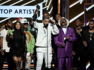 Drake sets record with 13 Billboard Award wins