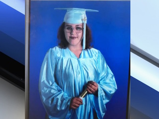 Teen defies odds to graduate after serious crash