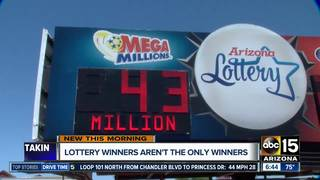Mega Millions winners without a lottery ticket