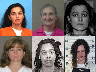 52 women on death row in the United States