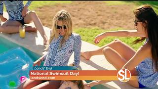 Swimsuit sale for Memorial Day