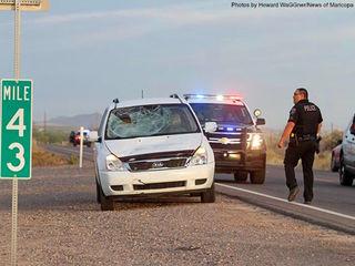 PD: Bicyclist killed in Maricopa crash