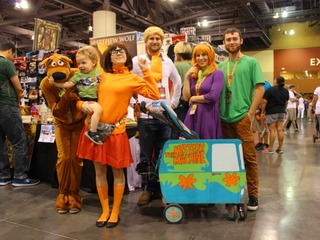 Photos: the best looks we found at PHX Comicon