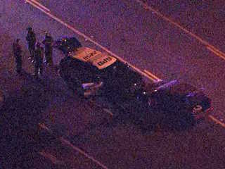 PD: Gilbert cruiser involved in head-on crash