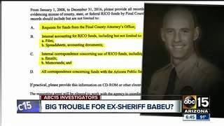 Babeu's use of RICO under 'criminal' probe