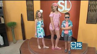 Summer fashion for kids