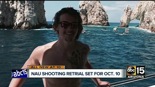 Trial date set for NAU shooting suspect