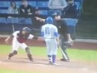 VIDEO: Most ridiculous strikeout ever?