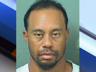 Police: Tiger Woods arrested in Florida for DUI