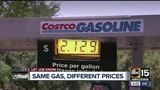 What's the deal with gas prices?