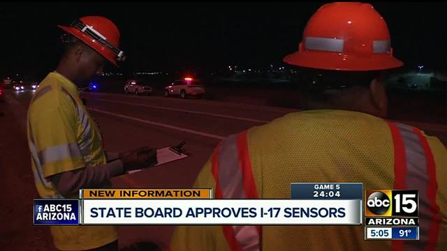 State Transportation Board approves multi-million wrong-way vehicle detection project