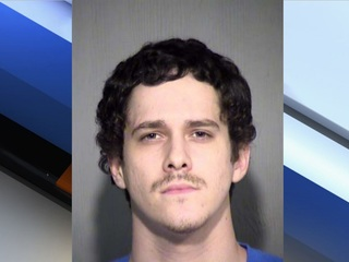 PD: Man fires shots at PHX officer's home