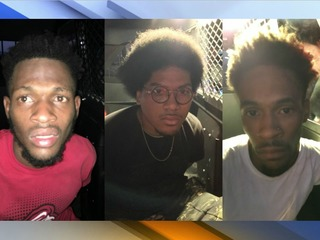 Stranded trio attacks, robs man who helped them