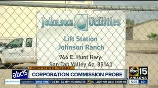 Corporation Commission to probe water company