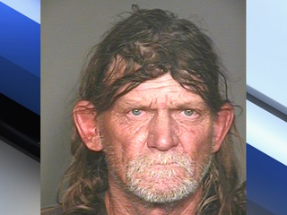 Homeless man found dead in Peoria, no suspects