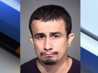 PD: Armed man picks fight over french fries