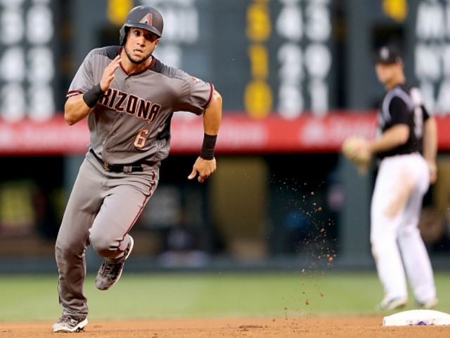Goldschmidt homers as D-Backs rout Rockies, 10-3