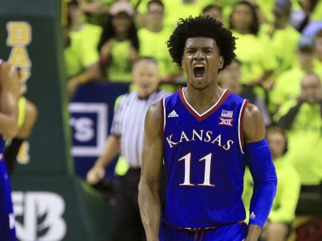 Former Kansas star Josh Jackson goes No. 4 to Suns
