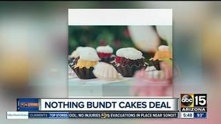 Nothing Bundt Cakes' sweet BOGO deal