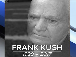 Sources: Frank Kush dies at Valley hospital