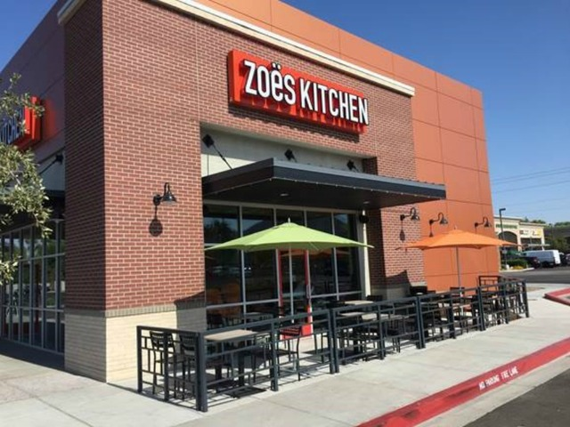 Zoes Kitchen zoe's kitchen opens sixth restaurant in phoenix, plans two more in