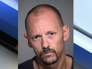 Mesa man claims to find bomb under Loop 202