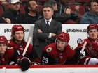 Coyotes part ways with coach Dave Tippett