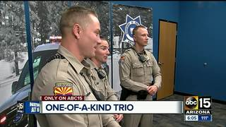 Brothers share experiences as DPS troopers