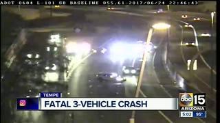 DPS: 1 killed after wreck on Loop 101 at US-60