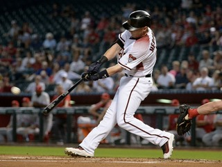 D-backs home run disrupts Phillies pool party