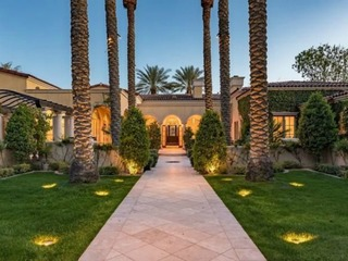 PHOTOS: Former D-back Chavez selling Valley home