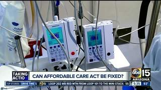 Analysis of new healthcare could come Monday