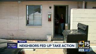 """More residents upset at """"unlivable"""" Tempe apts"""