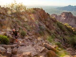 Are Valley hotels educating tourists on hiking?