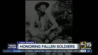 Group trying to create Pinal County war memorial