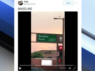 VIDEO: Pronunciation of AZ road goes viral