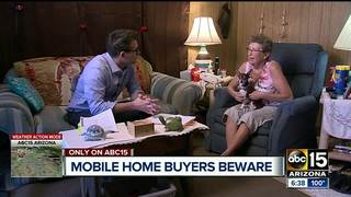 Mobile home park operates outside of law