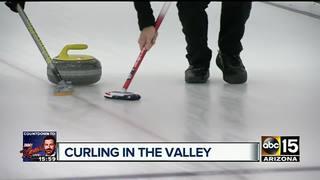 Curling club establishing roots in Tempe