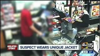 Seen him? Mesa PD looking for distinctive thief