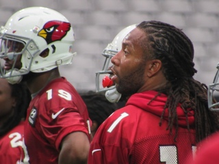 PHOTO GALLERY: Day 1 of Cardinals training camp