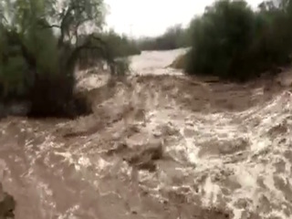 VIDEO: Flooding in Apache Junction