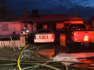FD: One dead, one critical after PHX house fire