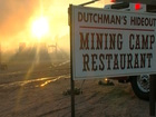Fire destroys historic Mining Camp Restaurant